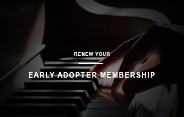 Early Adopter Membership Renewal